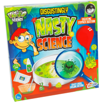 Weird Science - Disgustingly Nasty Science - Science Gifts