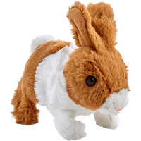 Pitter Patter Pets Teeny Weeny Bunny - Brown Bunny - Pets Gifts