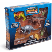 Awesome Animals Diplodocus Dinosaur Adventure Playset - Adventure Gifts