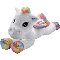 Snuggle Buddies 80cm Soft Dreamy Friend - Sparkle Spirit Pegasus - Sparkle Gifts