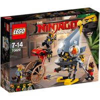 LEGO The Ninjago Movie Piranha Attack - 70629