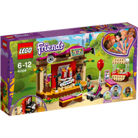LEGO Friends Andreas Park Performance - 41334 - Lego Friends Gifts