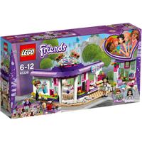 LEGO Friends Emmas Art Café - 41336 - Lego Friends Gifts