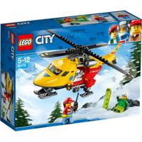 LEGO City Ambulance Helicopter - 60179