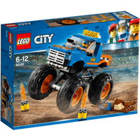 LEGO City Monster Truck - 60180 - Monster Truck Gifts
