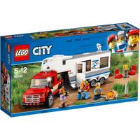 LEGO City Pickup & Caravan - 60182 - Caravan Gifts