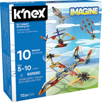 K'NEX Fly Away Beginners Building Set - Knex Gifts