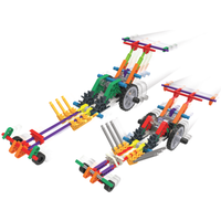 K'NEX Power and Go Racers Building Set - Knex Gifts