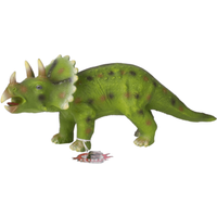 Interactive Dinosaurs - Triceratops Green