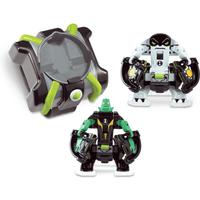 Ben 10 Omni Launch Battle Figures - Diamondhead and Cannonbolt - Ben 10 Gifts