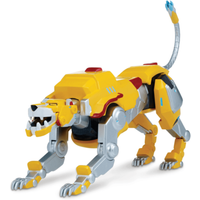 Voltron Yellow Lion Action Figure