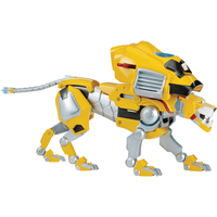 Voltron Legendary Combinable Yellow Lion Action Figure - Lion Gifts