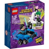 LEGO Mighty Micros: Nightwinga,,C/ vs. The Jokera,,C/ - 76093
