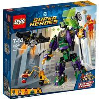 LEGO Super Heroes Justice League Lex Luthor Mech Takedown - 76097