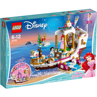 LEGO Disney Princess Ariels Royal Celebration Boat - 41153