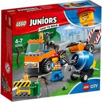 LEGO Juniors City Road Repair Truck - 10750