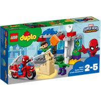 LEGO Duplo Spider-Man & Hulk Adventures - 10876 - Hulk Gifts