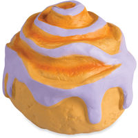 Soft N Slo Squishies Sweet Shop Ultra - Cinammon Roll (Colours Vary) - Sweet Gifts