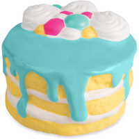 Soft N Slo Squishies Sweet Shop Ultra - Pancakes (Colours Vary) - Sweet Gifts