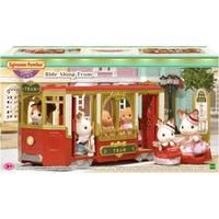 Sylvanian Families Ride Along Tram