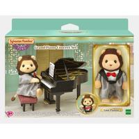 Sylvanian Families Grand Piano Concert - Piano Gifts