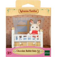 Sylvanian Families Chocolate Rabbit Baby - Sylvanian Families Gifts
