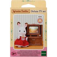 Sylvanian Families Deluxe TV Set - Sylvanian Families Gifts