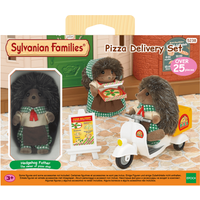 Sylvanian Families Pizza Delivery Set - Sylvanian Families Gifts