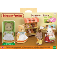 Sylvanian Families Doughnut Store - Sylvanian Families Gifts