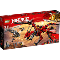 LEGO Ninjago Firstbourne - 70653