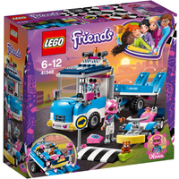 LEGO Friends Service & Care Truck - 41348 - Lego Friends Gifts