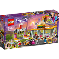 LEGO Friends Drifting Diner - 41349 - Lego Friends Gifts