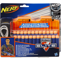 Click to view product details and reviews for Nerf N Strike Elite Bandolier Kit.