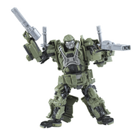 Transformers:The Last Knight Premier Voyager Class Figure- Autobot Hound