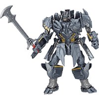 Transformers:The Last Knight Premier Voyager Class Figure - Megatron