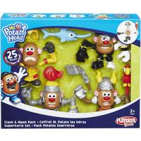 Playskool Friends Mr. Potato Head and Mrs. Potato Head - Clash & Mash Pack - Thetoyshopcom Gifts