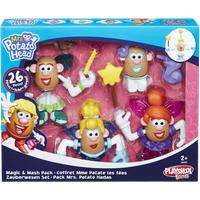Playskool Friends Mr. Potato Head and Mrs. Potato Head - Magic & Mash Pack - Thetoyshopcom Gifts