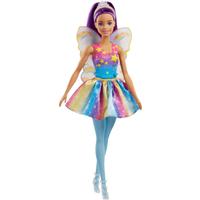 Barbie Fairy Doll - Purple Hair - Doll Gifts