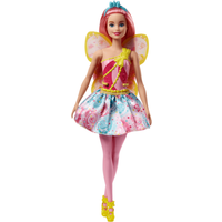 Barbie Fairy Doll - Pink Hair - Doll Gifts