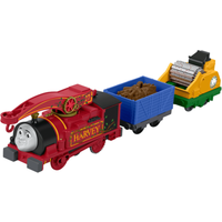 Fisher-Price Thomas & Friends TrackMaster Helpful Harvey - Thomas And Friends Gifts