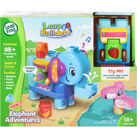 LeapFrog Leap Builders - Elephant Adventure - Leapfrog Gifts