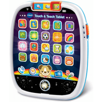 VTech  Touch & Teach Tablet - Vtech Gifts