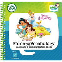 LeapFrog Disney Princess Shine With Vocabulary Book - Leapfrog Gifts