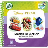 LeapFrog Disney Pixar Pals 3D Activity Book - Leapfrog Gifts