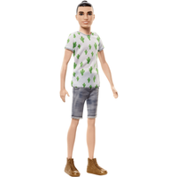 Barbie Fashionistas Ken Doll - Cactus Outfit - Barbie Gifts
