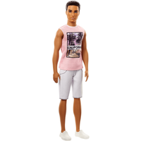 Barbie Fashionistas Ken Doll - Cali Cool Outfit - Cool Gifts