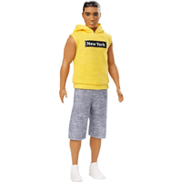 Barbie Fashionistas Ken Doll - New York Outfit - New York Gifts