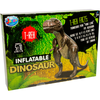 Jack's Inflatable Dinosaur 177cm Head to Toe- Trex - Inflatable Gifts