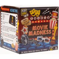 Play & Win Movie Madness Quiz Game - Quiz Gifts