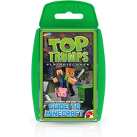Top Trumps - The Unofficial Guide to Minecraft